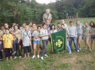 """XIV-ти Национален скаутски лагер """"Шумен – сърцето на България"""""""