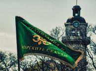 Участие в парада и освещаване на бойните знамена във Варна – 6 май, Гергьовден.